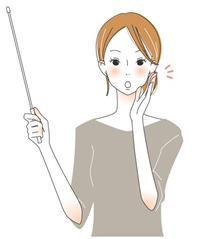 アミノ酸系シャンプーの効果を説明する女性の画像